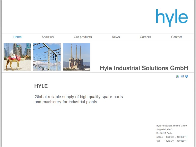 hyle Industrial Solutions GmbH