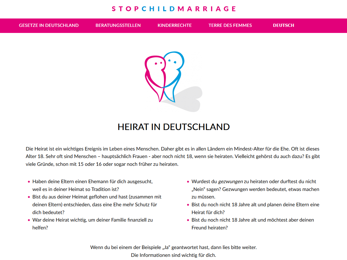 STOPCHILDMARRIAGE